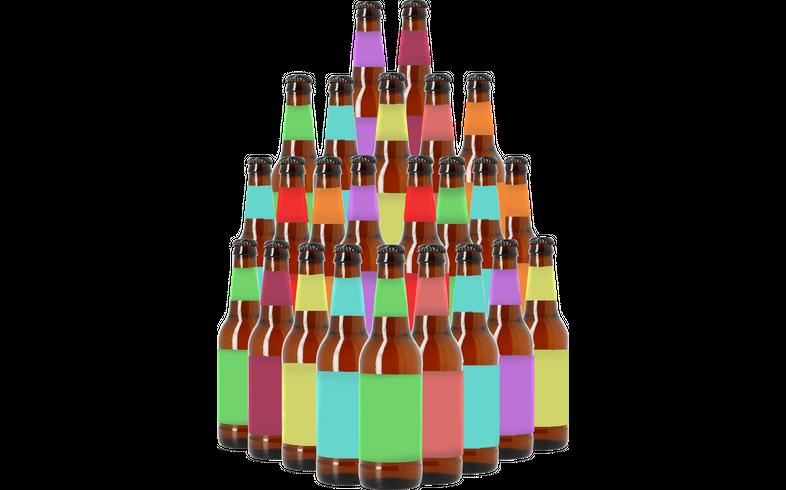 """Pack de cervezas artesanales - Pack """"Última oportunidad"""" - 24 cervezas"""