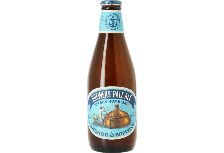 Botellas - Anchor Brewers' Pale Ale