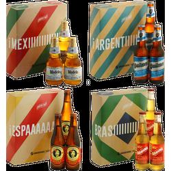 Gåvoboxar - Chaleur chaleur - 12 bières