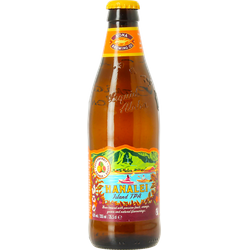 Bottled beer - Kona Brewing Hanalei Island IPA
