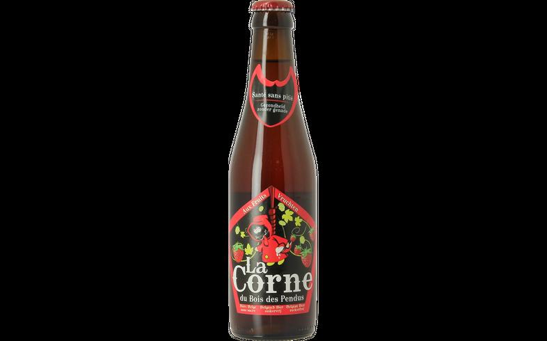 Bottled beer - La Corne Du Bois Des Pendus Aux Fruits