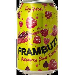 Bouteilles - Frambuzi - Canette