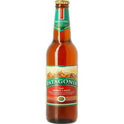 Bottled beer - Patagonia Amber Lager