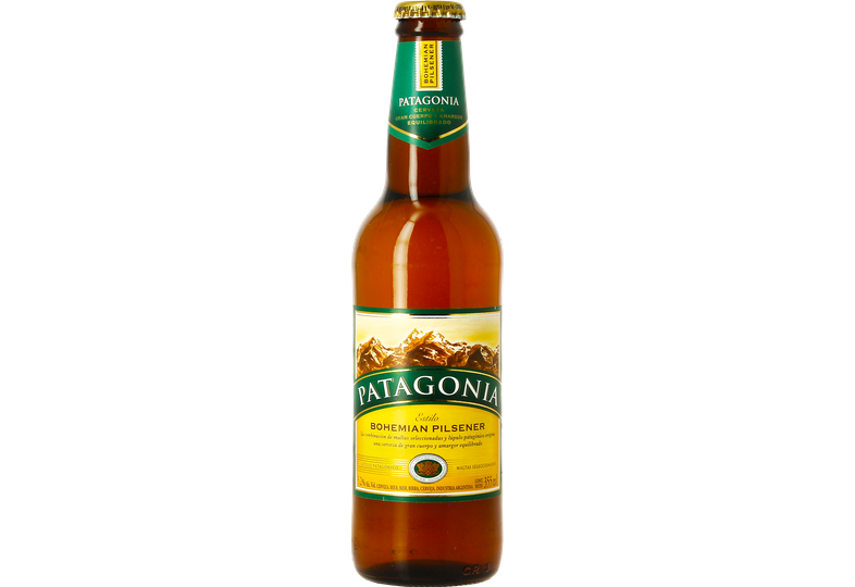 Bottled beer - Patagonia Bohemian Pilsner