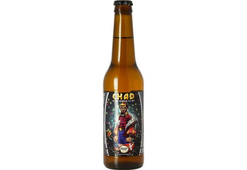 Flaskor - Amager / Crooked Stave Chad
