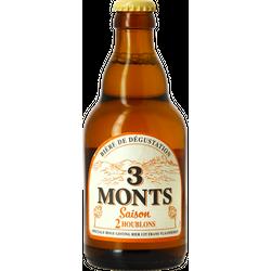 Bouteilles - 3 Monts Saison 2 Houblons