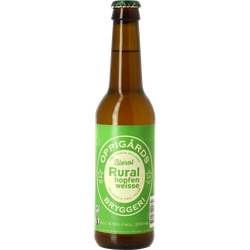 Bottled beer - Oppigårds & Bierol Rural Hopfenweisse