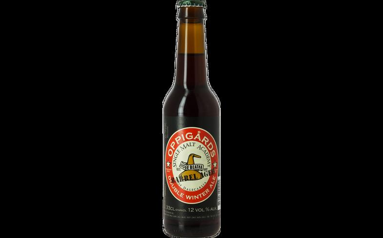 Bottled beer - Oppigårds Double Winter Ale Barrel Aged