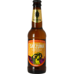Bottled beer - Thornbridge Satzuma