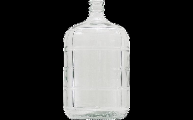 Dames-Jeannes - Dame-Jeanne en verre de 3 gallons (11,3 L)