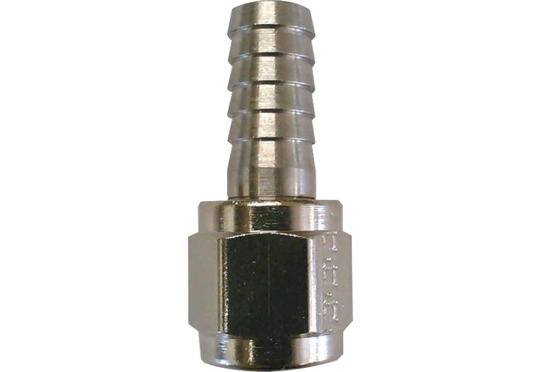 "Brewer s accessories - 1/4"" Barbed Swivel Nut"