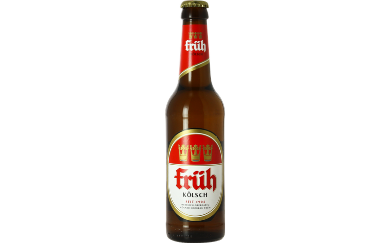 Bottled beer - Früh Kölsch