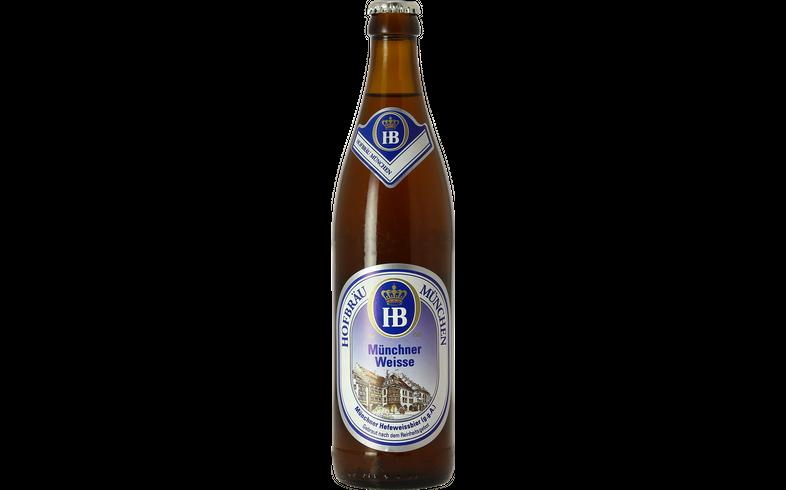 Bottled beer - Hofbräu Münchner Weisse