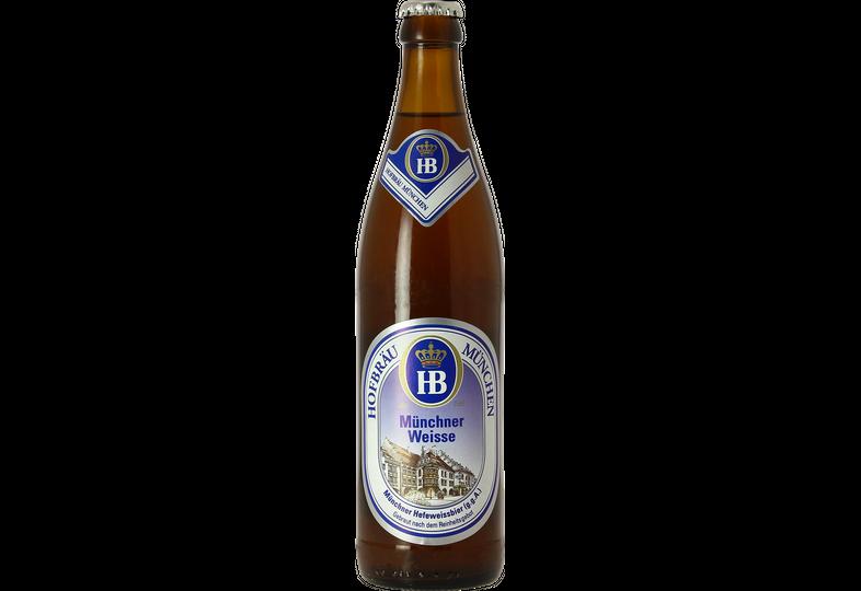Flessen - Hofbräu Münchner Weisse