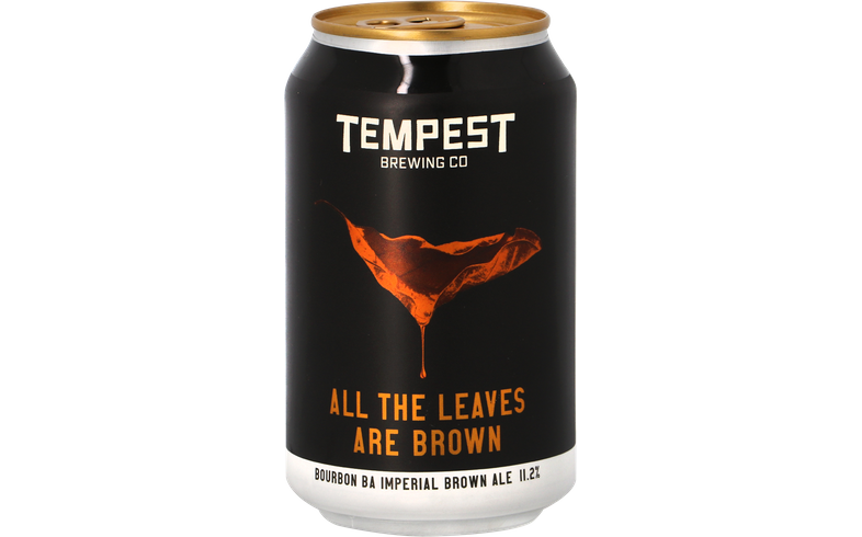 Bottled beer - Tempest All the Leaves Are Brown - Bourbon Barrel Aged