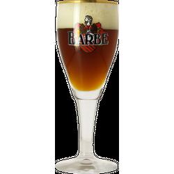 Verres à bière - Verre à pied Barbe  - 33 cl