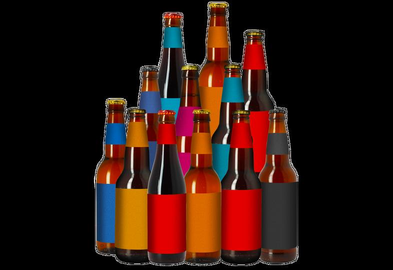 """Bierpakketten - Het """"Anti-verspilling"""" bierpakket - 12 flessen"""