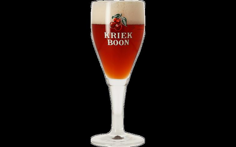 Verres à bière - Verre à pied Kriek Boon - 20 cl