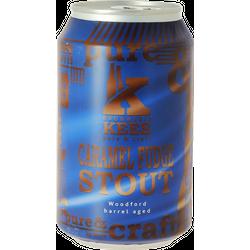 Bottiglie - Kees Caramel Fudge Stout - Woodford Barrel Aged - Canette