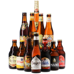 Accessoires et cadeaux - Assortiment Bières d'Abbaye