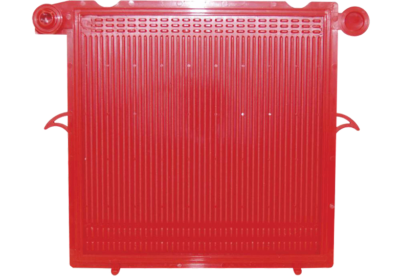 Brewer s accessories - Plaque fin pour filtre à plaques, avec pompe Rover