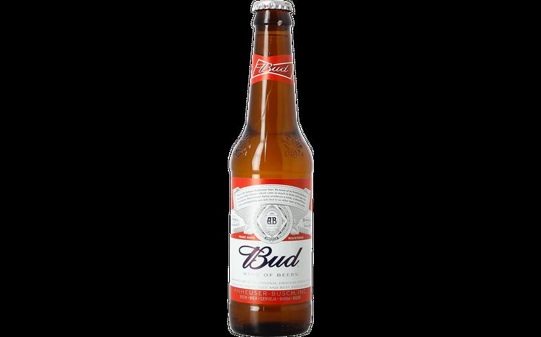 Flessen - Bud - 30 cl