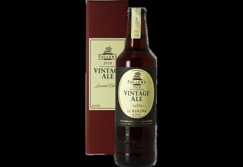 Bottiglie - Fuller's Vintage Ale 2018