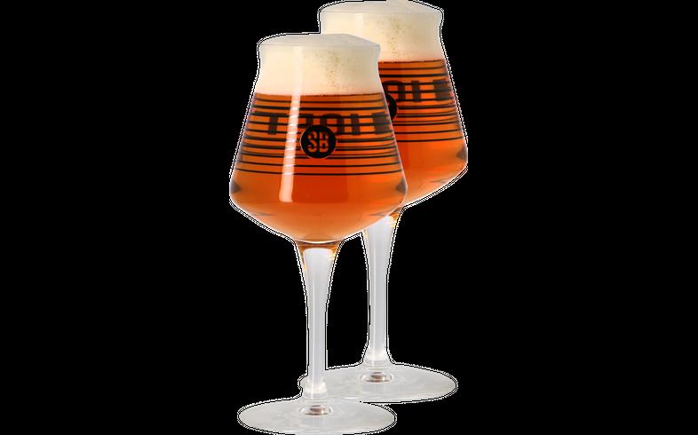 Bicchieri - 2 Bicchieri Teku Saveur Bière - 25cl