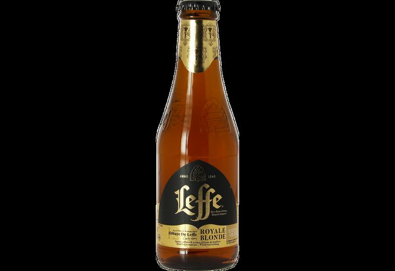 Bouteilles - Leffe Royale Blonde
