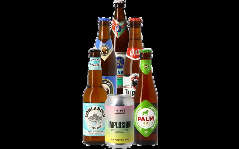Cadeaus en accessoires - Alcoholvrij bierpakket