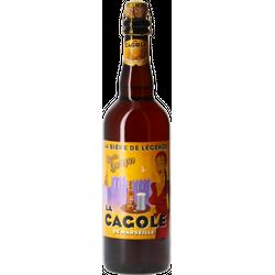 Bouteilles - La Cagole Bière de Légende - 75 cl