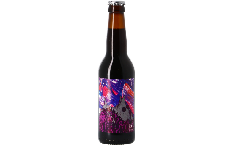 Bottled beer - Lervig Barley Wine 2017