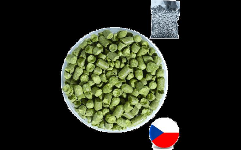 Hop for brewing beer - Saaz hops pellets - 100g