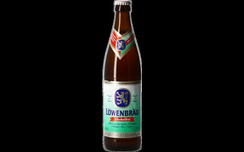 Bottled beer - Löwenbräu Alkoholfrei