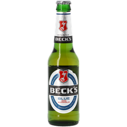 Botellas - Beck's Blue Non-Alcoholic