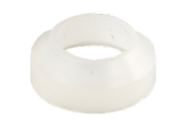 "Brewer s accessories - Flared Nylon Washer for 1/4"" barbed swivel nut"