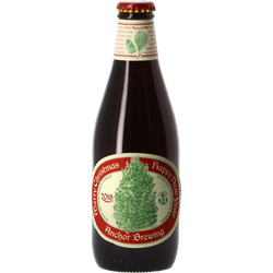 Flaschen Bier - Anchor Christmas Ale 2018