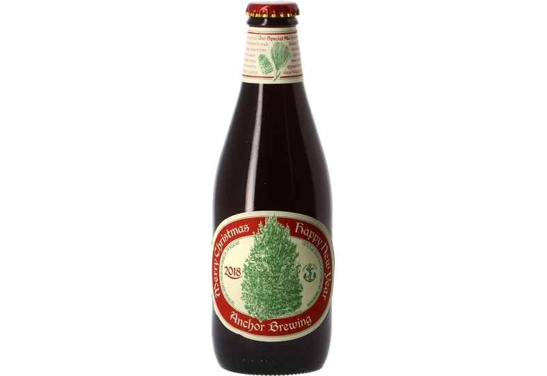 Botellas - Anchor Our Special Ale Christmas 2018