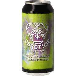 Bottled beer - O Brother The Freewheeler