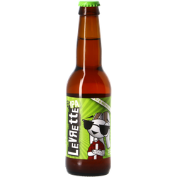 Bottled beer - Levrette IPA
