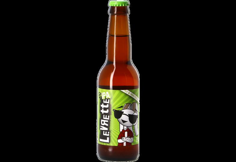 Bottled beer - Levrette IPA