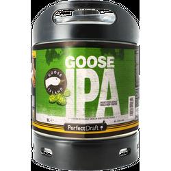 Fässer - Goose Island IPA PerfectDraft Fass 6 Liter - Mehrweg