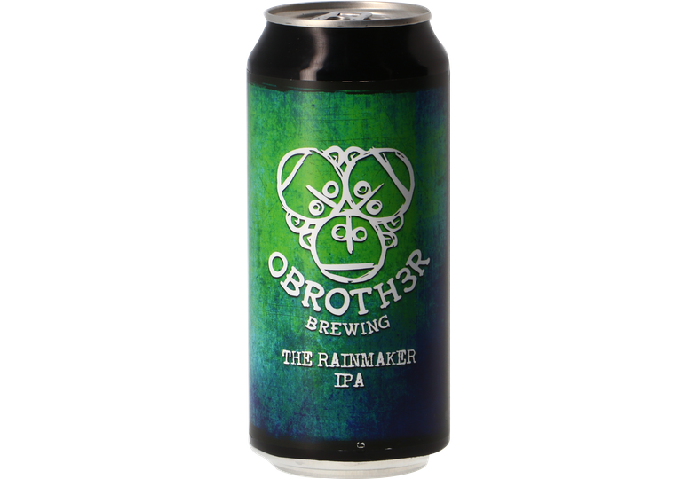 Bottled beer - O Brother The Rainmaker