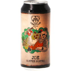 Bottled beer - O Brother Joe Coffee Porter