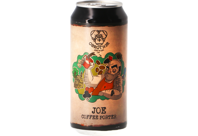 Bottled beer - O Brother Joe Coffee Porter