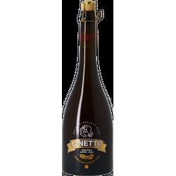 Bouteilles - Ginette Armagnac Barrel Aged Bio