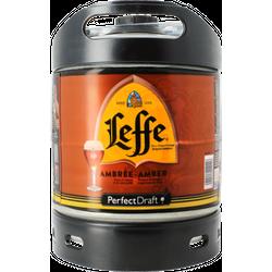 Kegs - Leffe Ambrée Perfectdraft 6-litre keg