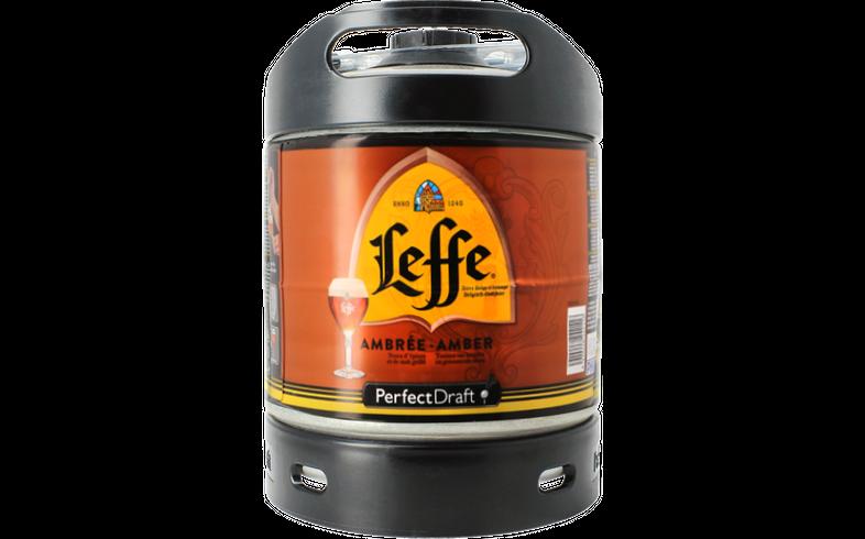 Fatöl - Leffe Ambrée 6L PerfectDraft Fat