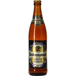 Bottled beer - Weihenstephaner Winterfestbier
