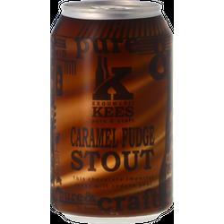Flaskor - Kees Caramel Fudge Stout - Canette